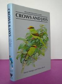 Crows and Jays: A Guide to the Crows, Jays and Magpies of the World
