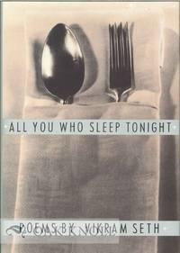image of ALL YOU WHO SLEEP TONIGHT, POEMS