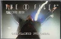 image of Unexplained Phenomena the X-Files Postcard Book 1998 First Printing