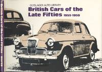 image of British Cars of the Late Fifties, 1950-54 (Olyslager Auto Library)