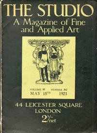 The Studio - Volume 85 Number 362 - May 15 1923