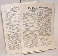 image of The Parish Messenger: March_July,1928 [two issues]