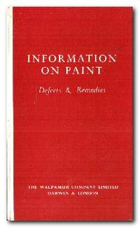 Information On Paint Defects and Remedies