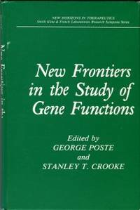 image of New Frontiers In The Study Of Gene Functions