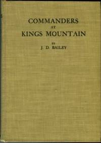 image of Commanders Of Kings Mountain