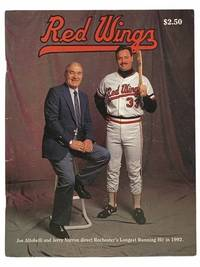 image of Red Wings Yearbook '92 (Rochester Red Wings)