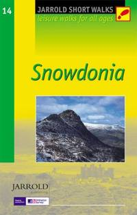 image of Snowdonia: Leisure Walks for All Ages (Pathfinder Short Walks)