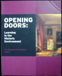 image of Opening Doors: Learning in the Historic Environment  (An Attingham Trust Report)