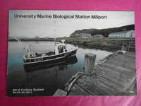 University Marine Biological Station Millport - Isle of Cumbrae
