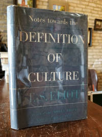 image of Notes Towards the Definition of Culture