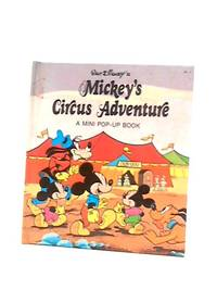 Mickey's circus adventure (A mini pop-up book)