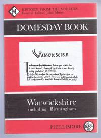 Domesday Book. Volume 23: Warwickshire