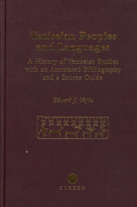 Yeniseian Peoples and Languages: A History of Yeniseian Studies with an Annotated Bibliography...