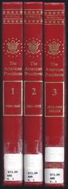 The American Pesidents: The Office And The Men (Three Volume Set) (Revised Edition) by  Michael (Introduction)  Frank N. (Editor);  Witkowski - 1st Edition 1st Printing - 1989 - from Granada Bookstore  (Member IOBA) (SKU: 034129)