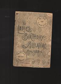 image of The Ladies Birthday Almanac for 1894