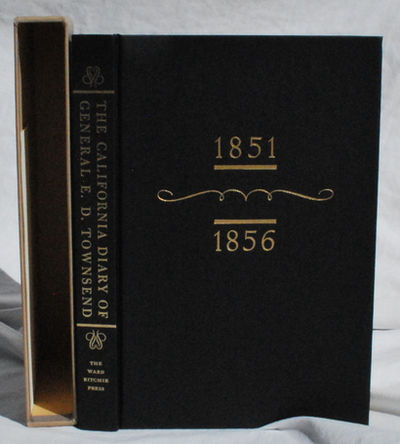 Los Angeles:: The Ward Ritchie Press,, 1970. Hardcover. Like New. 8vo. 9 1/2 x 6 1/2 inches. x, 184 ...