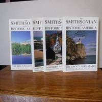 The Smithsonian Guide to Historic America - Southern New England; The Mid-Atlantic States; Northern New England; The Great Lakes States (4 volumes)