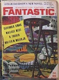 image of Science Fiction . Fantasy . Fantastic ; May 1966, Volume 15, Number 5