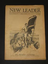 The New Leader Incorporating 'The Labour Leader': September 23rd 1927