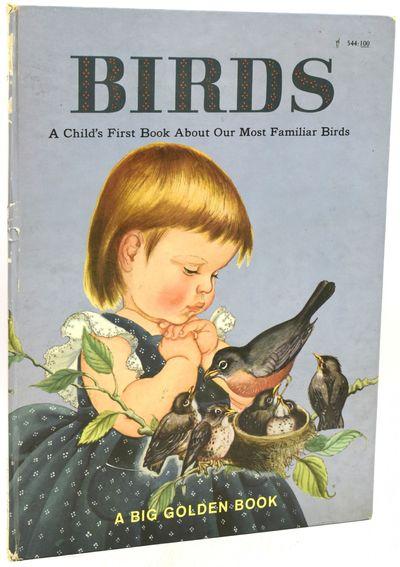 New York: Golden Press, 1958. Pictorial Boards. Very Good binding. Eloise wilkin. A Big Golden Book....