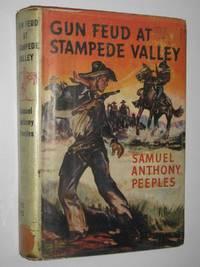 Gun Feud At Stampede Valley