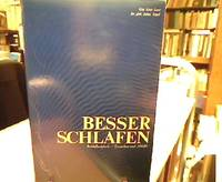 Besser schlafen. Schlaflosigkeit, Ursachen und Abhilfe. by  Gay und Julius Segal Gaer Luce - 2. Aufl. 352 S. 8°, geb. Opp. OU. - from Antiquariat Michael Solder and Biblio.com