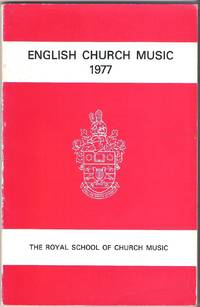 image of English Church Music 1977: a Collection of Essays