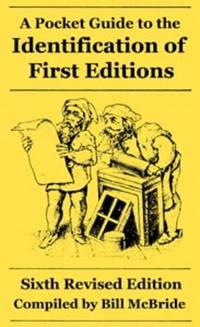 image of A Pocket Guide to the Identification of First Editions