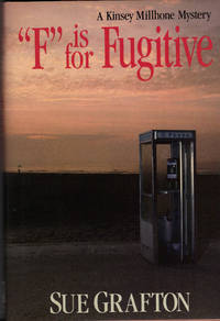 """image of """"F"""" IS FOR FUGITIVE"""