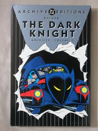 Batman: The Dark Knight, Archives, Volume 5: DC Archive Editions
