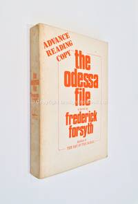 The Odessa File Advance Reading Copy