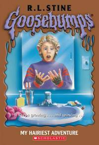 image of My Hairiest Adventure (Goosebumps (Paperback Unnumbered))