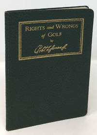 Rights and Wrongs of Golf