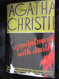 Appointment With Death by  Agatha Christie - Hardcover - Reprint - 1938 - from Seattle Mystery Bookshop and Biblio.com