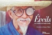 image of Éveils : 365 Pensées de sages d'Asie, Taoïsme, Confucianisme, Bouddhisme