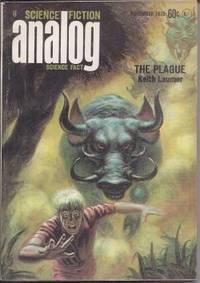 "image of ANALOG Science Fiction/ Science Fact: November, Nov. 1970 (""Tactics of Mistake"")"