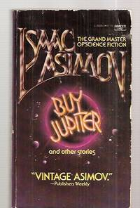 BUY JUPITER: AND OTHER STORIES