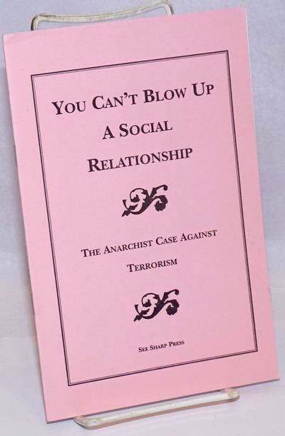 Tucson, AZ: See Sharp Press, 2006. Pamphlet. 24p., wraps; fourth edition, staple-bound pamphlet. Inc...