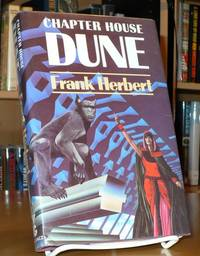Chapter House Dune by  Frank Herbert - First Edition - 1985 - from BMD Books and Biblio.com