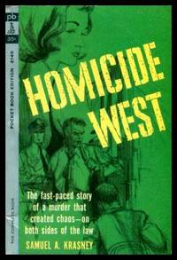HOMICIDE WEST - An Abe Larson Mystery