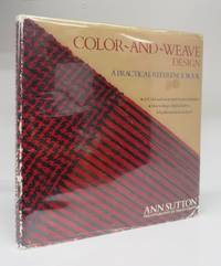 Color-and-Weave Design: A Practical Reference Book