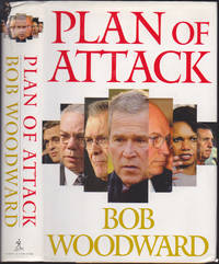 Plan of Attack by Bob Woodward - First Edition - April 2004 - from Books of the World (SKU: RWARE0000000238)