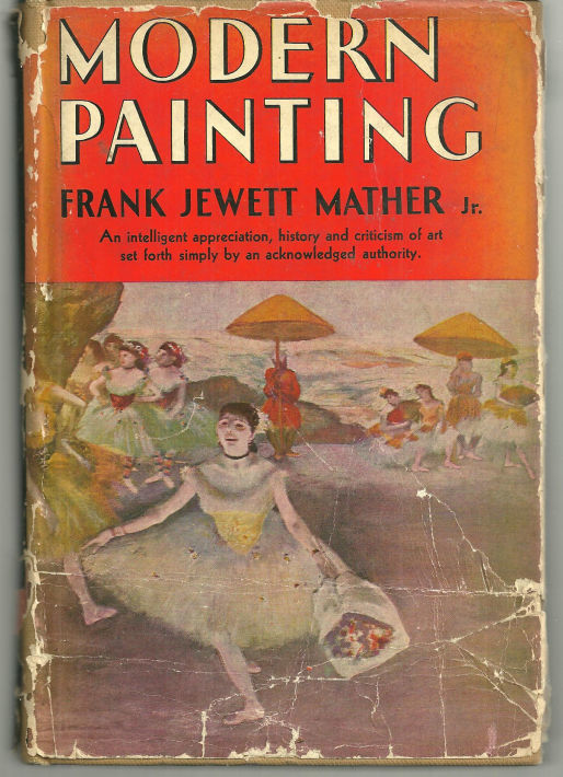 MODERN PAINTING, Mather, Frank Jewett