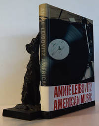 AMERICAN MUSIC by  Annie; LEIBOVITZ - 2003 - from A & F MCILREAVY BUDERIM RARE BOOKS (SKU: 191723)