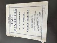 H.M.S. Pinafore or The Lass that Loved a Sailor Vocal Score