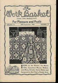 The Workbasket, Vol. 15, 2980, September 1950, No. 12