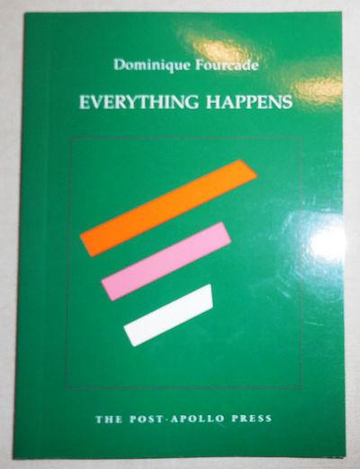 Sausalito: The Post-Apollo Press, 2000. First edition. Paperback. Fine. 12mo. Fine copy of this slen...