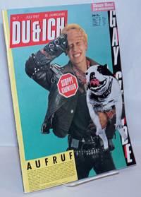 image of Du & Ich: vol. 19, #7, Juli 1987
