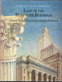 image of Last of the Handmade Buildings.  Glazed Terra Cotta in Downtown Portland