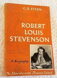 image of ROBERT LOUIS STEVENSON THE MAN WHO WROTE